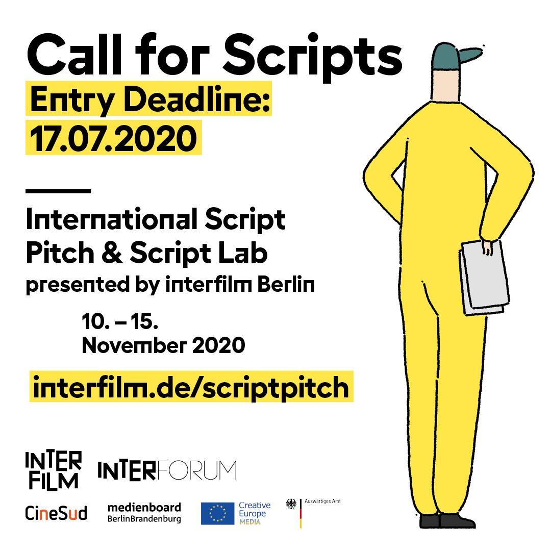 ScriptPitch   interfilm Berlin