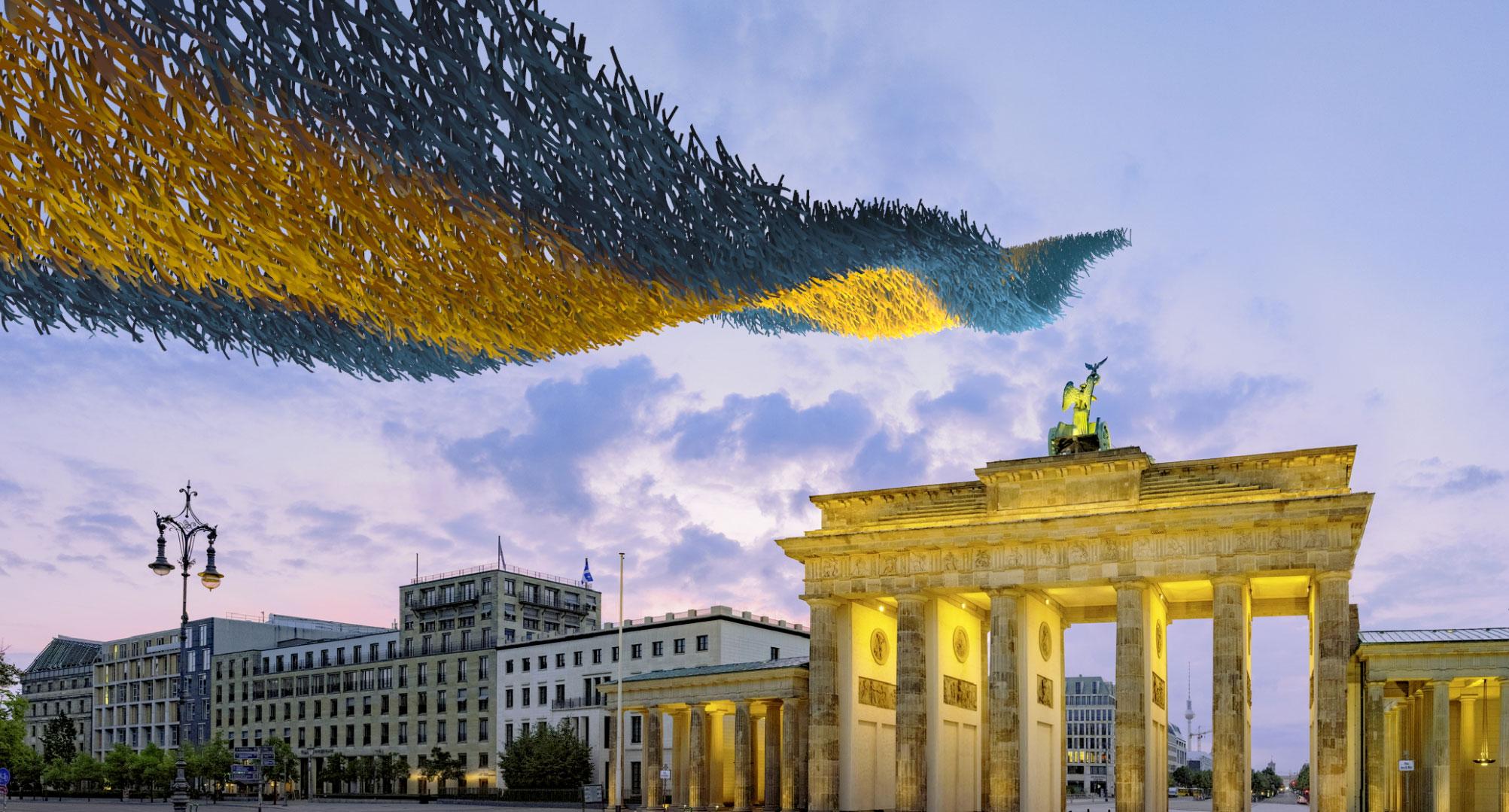 Programm Mauerfall Berlin